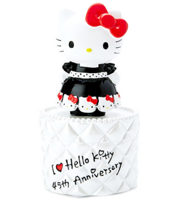 Hello Kitty 45th Anniversary Container by Sanrio