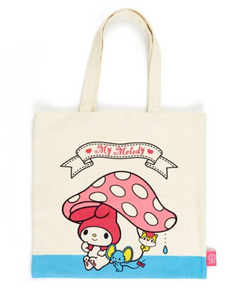 My Melody Canvas Tote Bag Sweet Smile by Sanrio