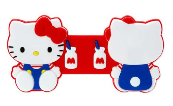 Hello Kitty Diecut Cable/ Wire Organizer by Sanrio