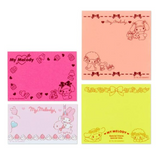 My Melody Tack Memo/ Memo Pad with Stand by Sanrio Japan