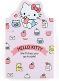 Hello Kitty Tack Memo/ Memo Pad with Stand by Sanrio Japan