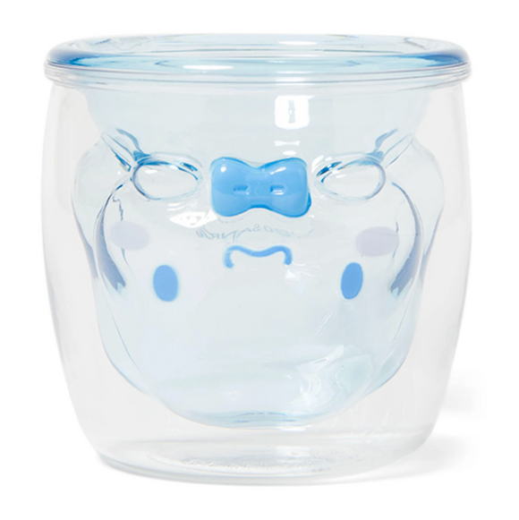 Cinnamoroll Plastic Cup with Upside Down Face by Sanrio