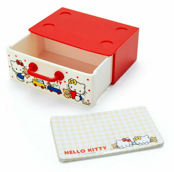 Hello Kitty  Memo Pad/ Paper in Drawer by Sanrio Japan