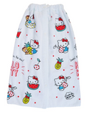 Hello Kitty Snap Towel Fruits by Sanrio