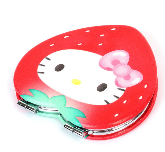 Hello Kitty Strawberry Compact Mirror by Sanrio