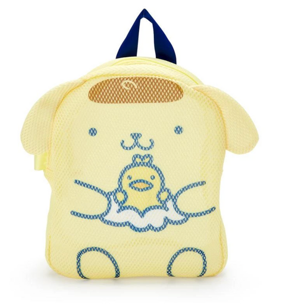 Pompompurin Laundry Bag Bath Time Series by Sanrio