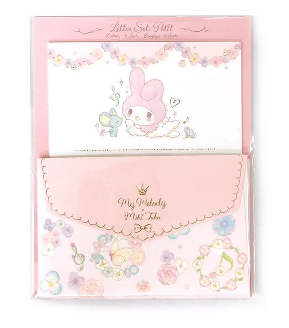 My Melody x Miki Takei Mini Letter Set by Sanrio