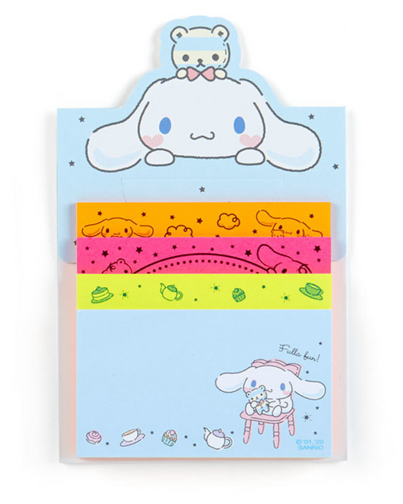 Cinnamoroll Tack Memo/ Memo Pad with Stand by Sanrio Japan