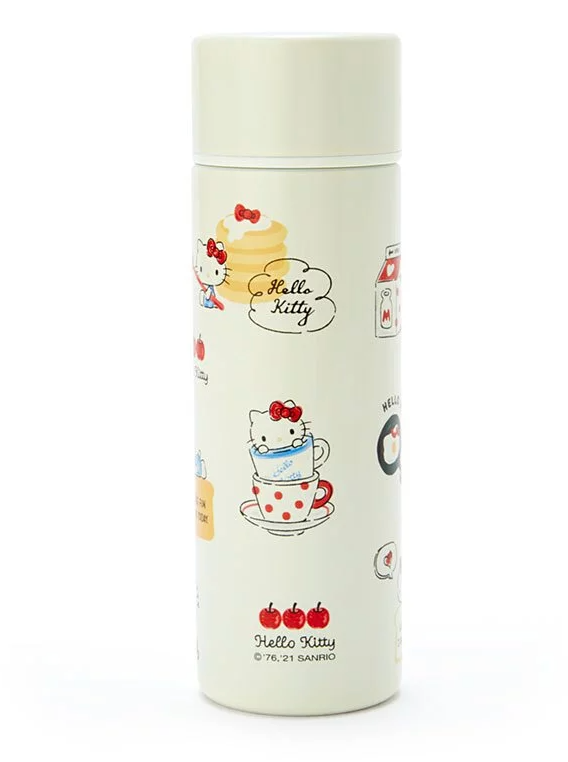 Hello Kitty Small Stainless Water Bottle/ thermos 150ml by Sanrio