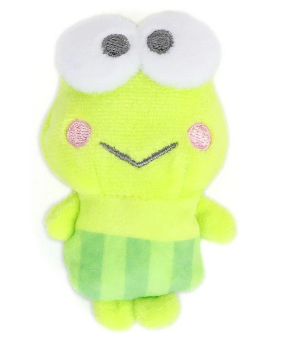 Keroppi Mini Beanie Plush/ Summer Time Series by Sanrio