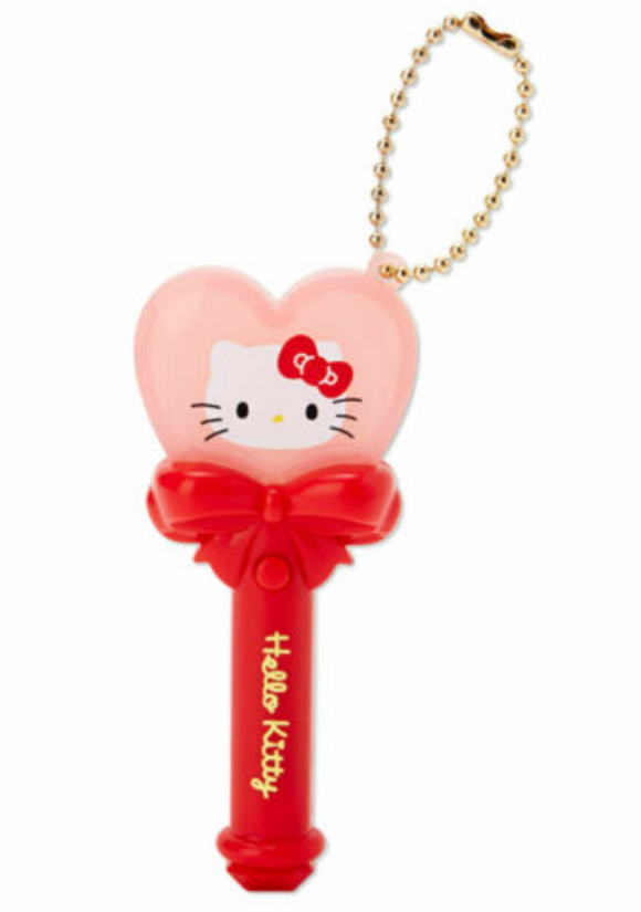 Hello Kitty LED Pen Light Key Chain by Sanrio