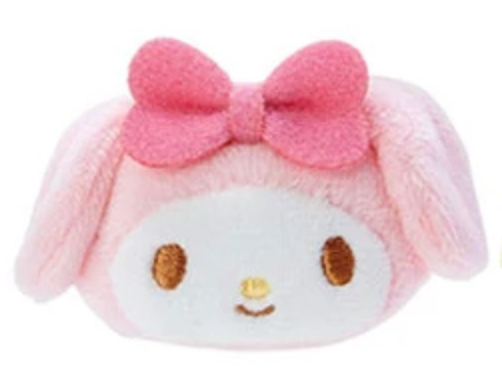 My Melody Hair Bangs Plush Clip by Sanrio