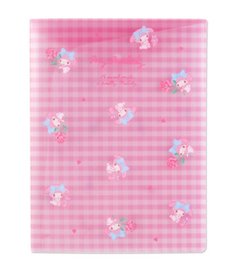 My Melody A4 Pocket File with Gusset by Sanrio