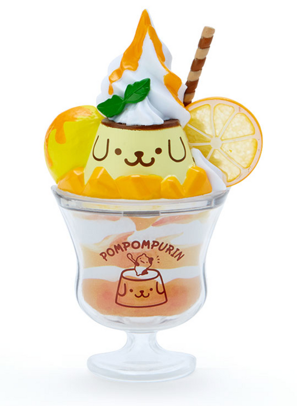 Pompompurin Gourmet Magnet Food Series by Sanrio