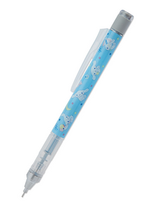 Cinnamoroll Mechanical pencil with eraser (MONO graph) by Sanrio