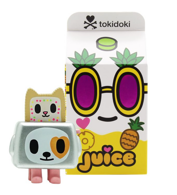 Moofia Breakfast Besties Series 2 Blind Box Series byTokidoki