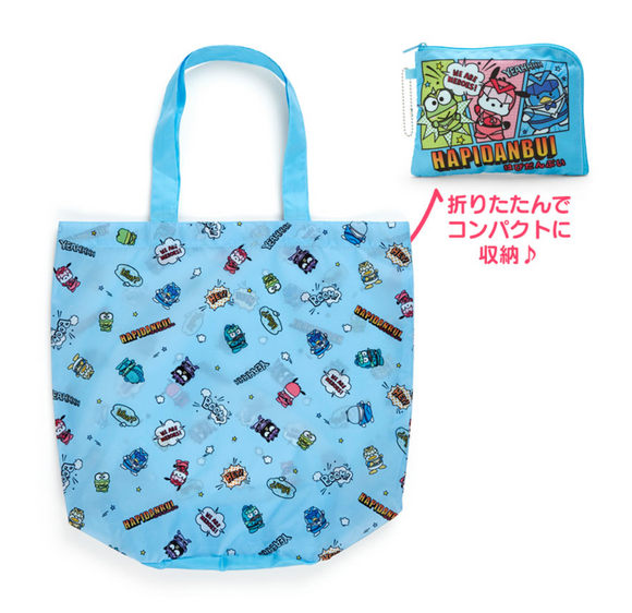 Sanrio Hero Characters /Hapidanbui Hero Eco Bag by Sanrio
