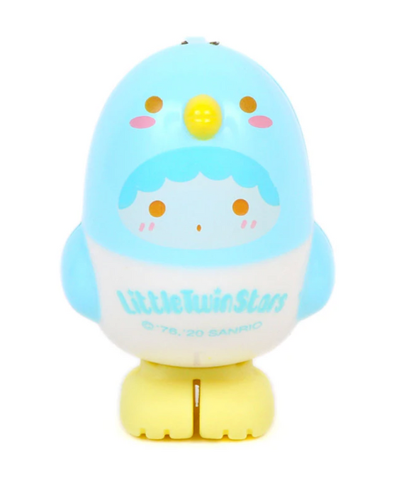 Little Twin Stars KiKi Pidori Chirping/ Singing Cable Holder by Sanrio