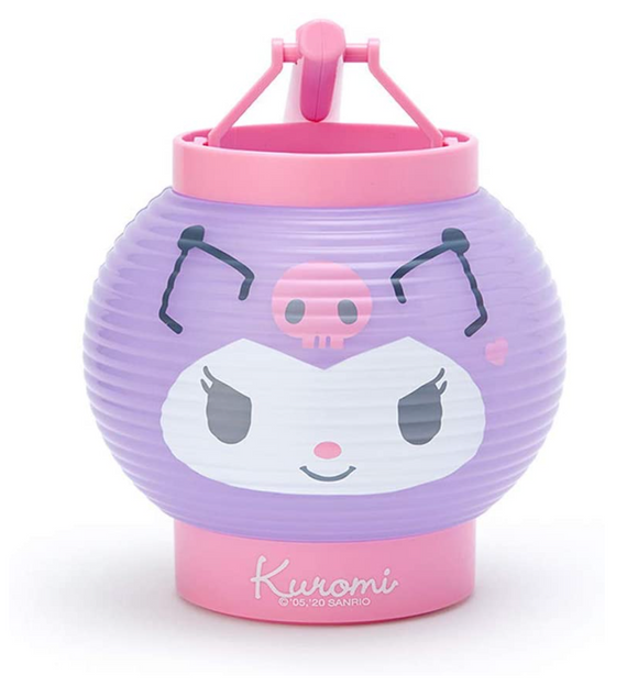 Kuromi multi colour LED Lantern by Sanrio