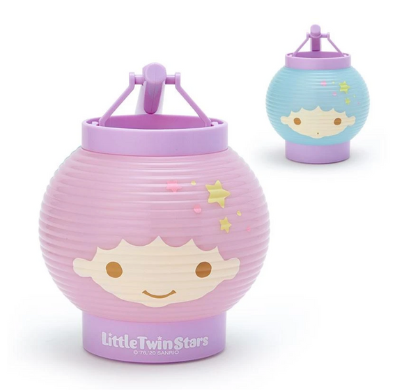 Little Twin Stars/ Ki Ki & La La multi colour LED Lantern by Sanrio