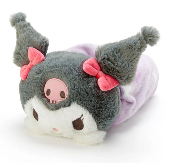 Kuromi Plush Cushion/ Blanket And Case Collection by Sanrio