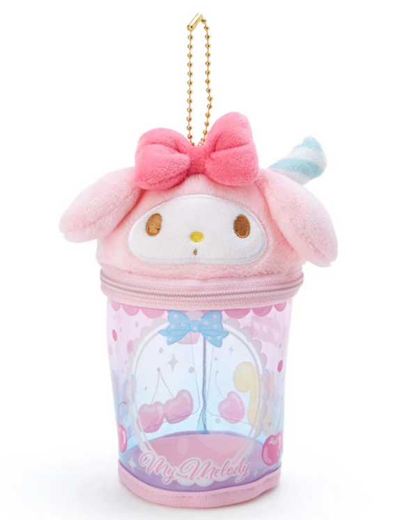 My Melody Plush Cup Pouch / Summer Time Series by Sanrio