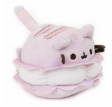 Pusheen Macaron Pink Plush Food Series by Gund