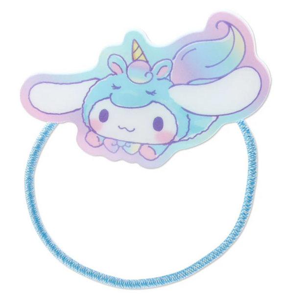 Cinnamoroll Unicorn Party Ponytail Hair Tie by Sanrio