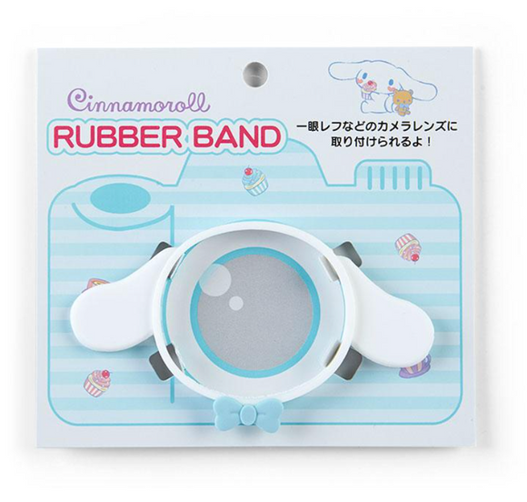 Cinnamoroll Rubber Band for Camera Len by Sanrio