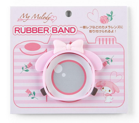 My Melody Rubber Band for Camera Len by Sanrio