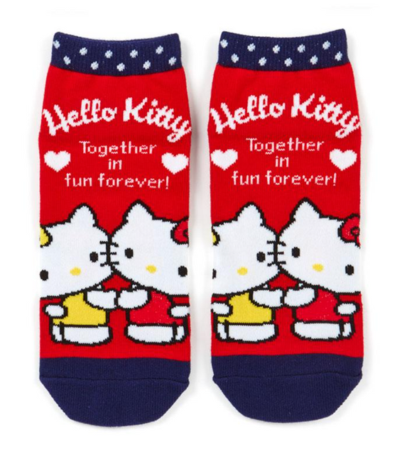 Hello Kitty & Mimi Together Socks by Sanrio