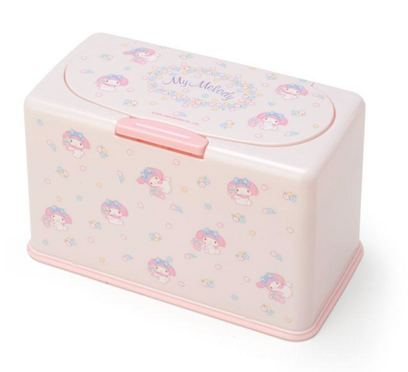 My Melody Mask Storage Holder/ Case by Sanrio