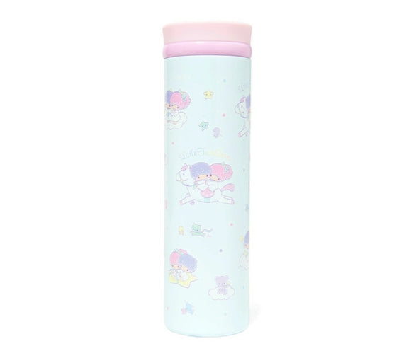 Little Twin Stars Large Stainless Water Bottle/ thermos by Sanrio - Megazone