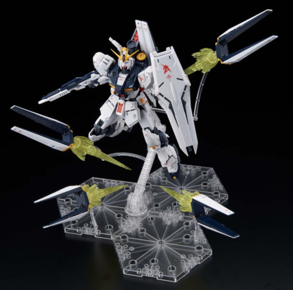 RG Nu Gundam Fin Funnel Effect Set 1/144 E.F.S.F. (Londo Bell Unit) Amuro Ray's Use Mobile Suit For New Type - Megazone