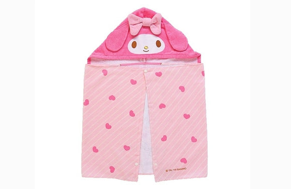 My Melody Hooded Towel by Sanrio - Megazone