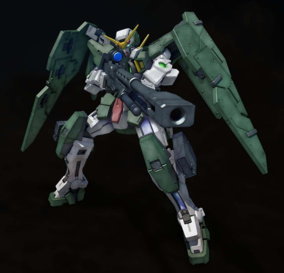 (MG) Gundam Dynames 1/100 Celestial Being Mobile Suit GN-002 - Megazone