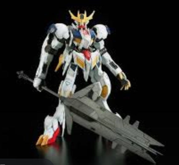 Iron Blooded Orphans (HG) 1/100 Full Mechanics Gundam Barbatos Lupus Rex (Regular Edition) - Megazone