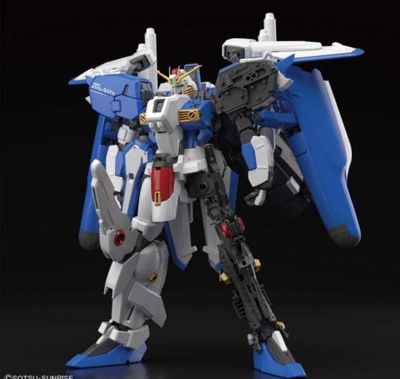 (MG) Ex-S Gundam/S Gundam 1/100 E.F.S.F. Prototype Transformable Mobile Suit - Megazone