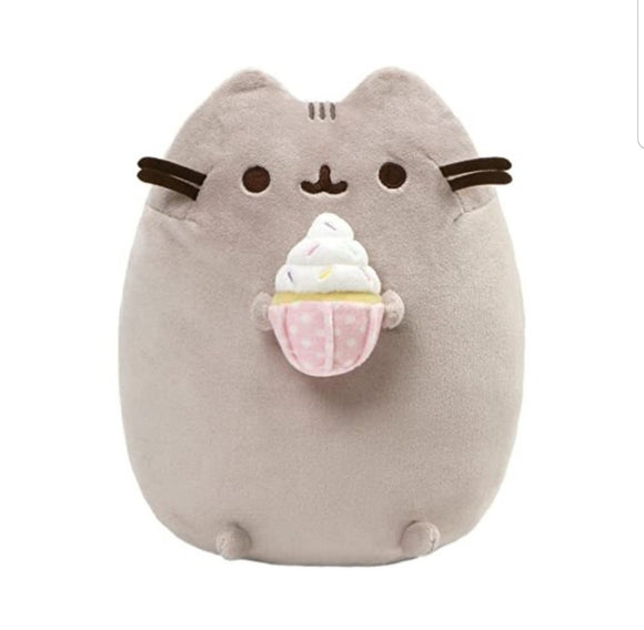 Pusheen With Cupcake & Sprinkles 9.5 inches - Megazone
