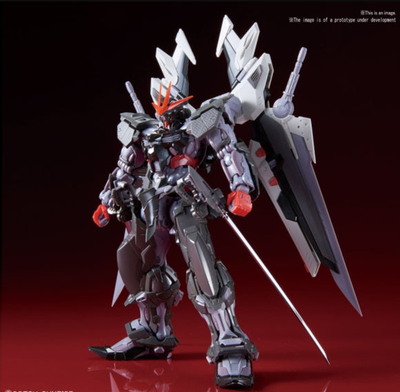 Hi-RESOLUTION MODEL 1/100 GUNDAM ASTRAY NOIR - Megazone