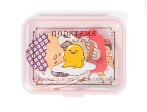 Gudetama Assorted Loose Stickers in mini Case by Sanrio - Megazone