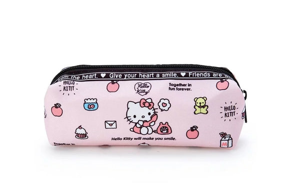 Hello Kitty Pencil Case/ Pen Pouch/ Comestic Pouch by Sanrio - Megazone