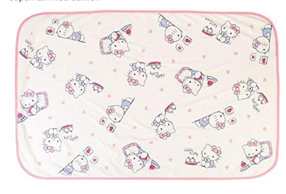 Hello Kitty Light Weight Blanket by Sanrio - Megazone