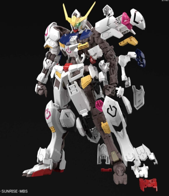 (MG) ASW-G-08 Gundam Barbatos 1/100 - Megazone