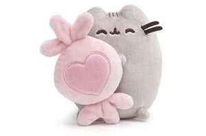 "Pusheen Valentine Candy Plush 6"" by Gund - Megazone"