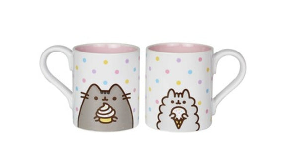 Pusheen and Stormy Mug set - Megazone