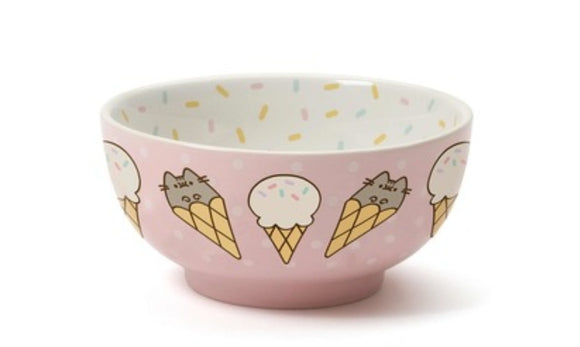 Pusheen Ice Cream Bowl by Enesco - Megazone