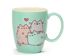 Pastel Pusheen Coffee Mug 12 oz by Pusheen/ Enesco - Megazone
