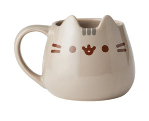 Name is Mud Pusheen Sculpted Mug By Enesco - Megazone