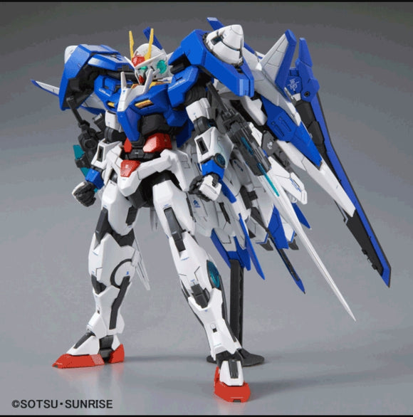(MG) 00 XN Raiser 1/144 GN-0000+GNR-010/XN Celestial Being Mobile Suit